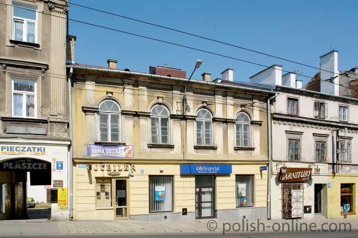 Jüdisches Gebetshaus in Lublin