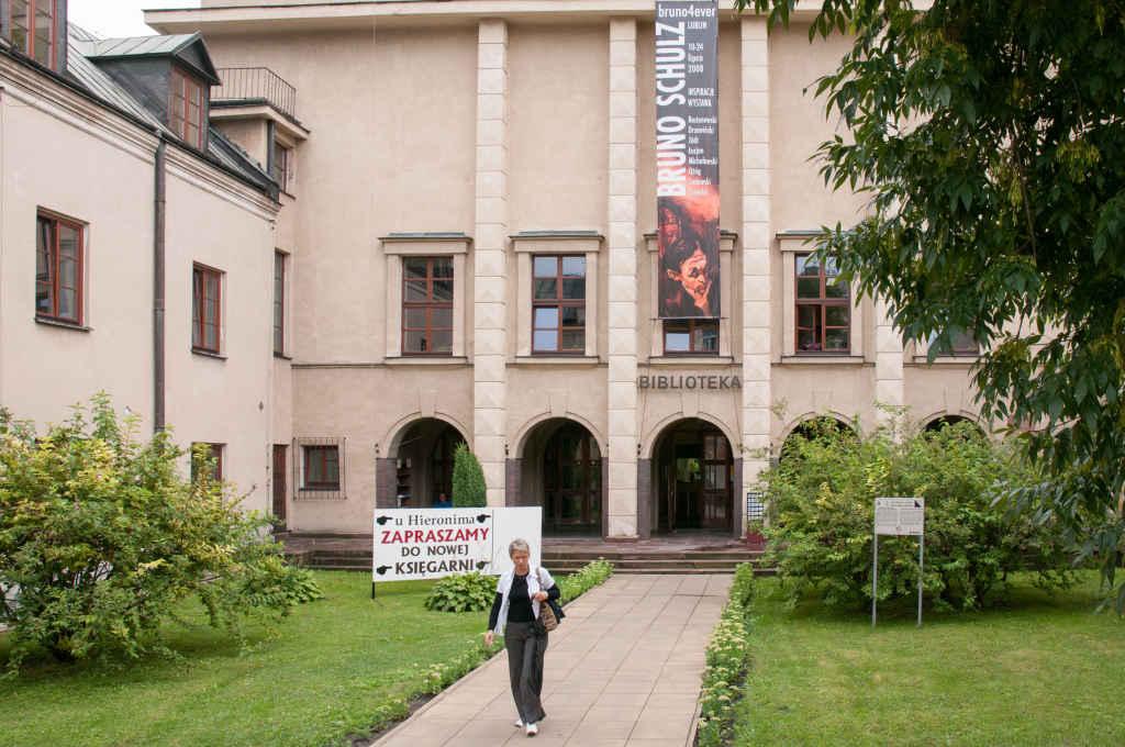 Ausstellung Bruno Schulz
