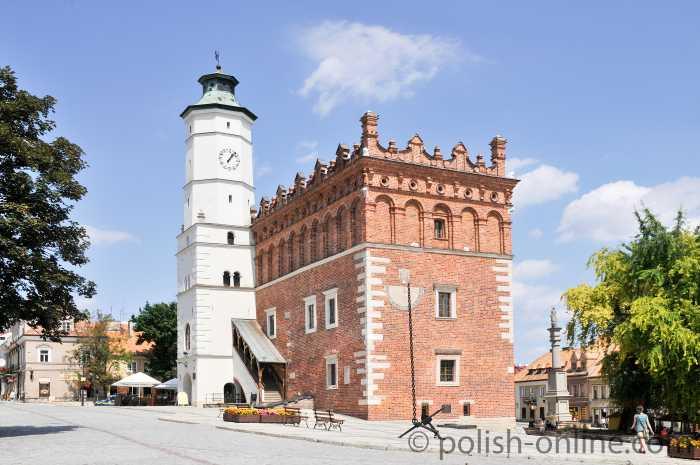 Rathaus Sandomierz