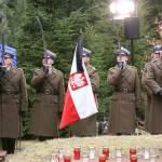 Gedenkfeier in Katyn
