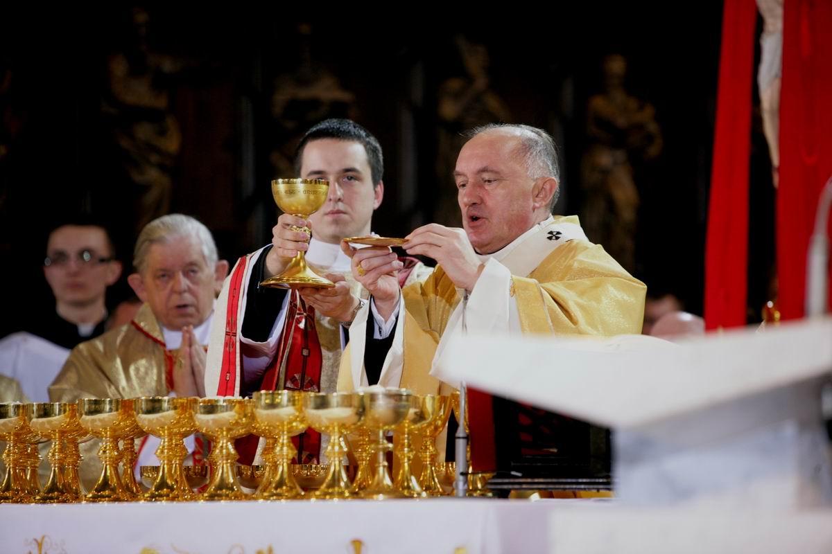 Katholische Messe