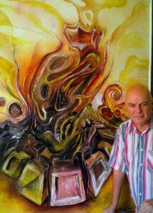 Maler Zygmunt Jasnoch aus Kolberg