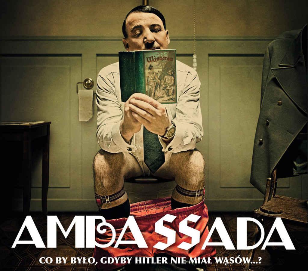 Plakat zum polnischen Film Ambassada