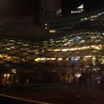 Glasdach der Goldenen Terrassen