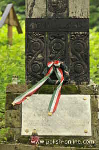 Grab eines ungarischen Soldaten
