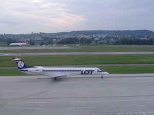 LOT-Flugzeug