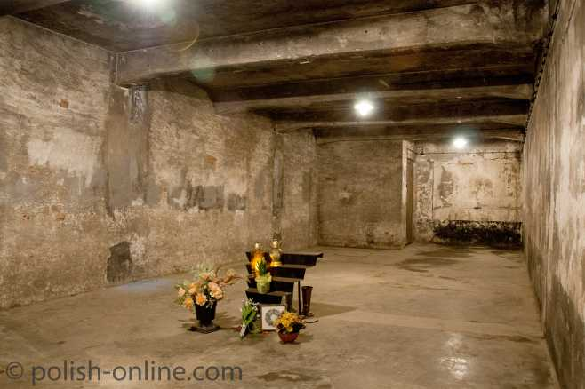 Gaskammer im Stammlager Auschwitz