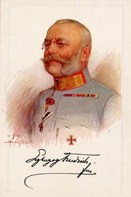Erzherzog Friedrich Maria Albrecht Wilhelm Karl von Österreich, Herzog von Teschen
