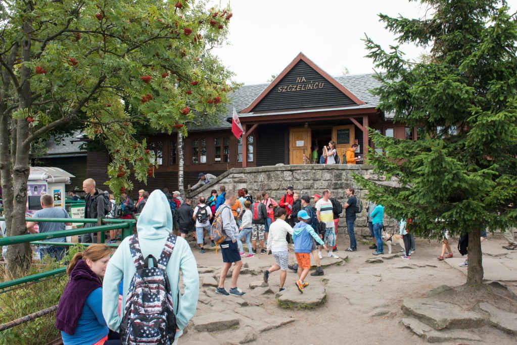 Berghütte PTTK na Szczelińcu