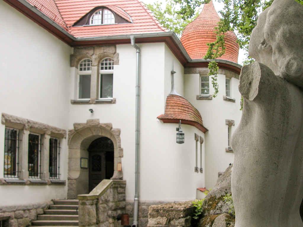 Gerhart-Hauptmann-Haus in Agnetendorf