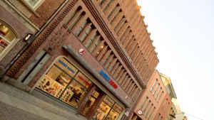 Kaufhaus in Stralsund