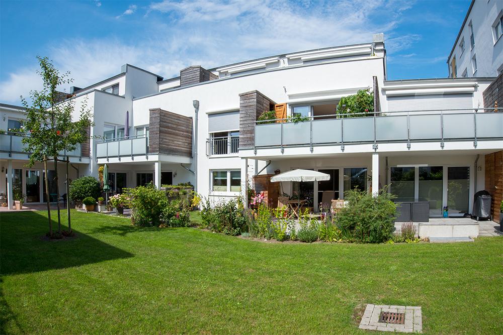 Neubau eines Wohnhauses in Kiel