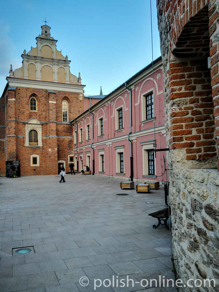 Dreifaltigkeitskirche in Lublin
