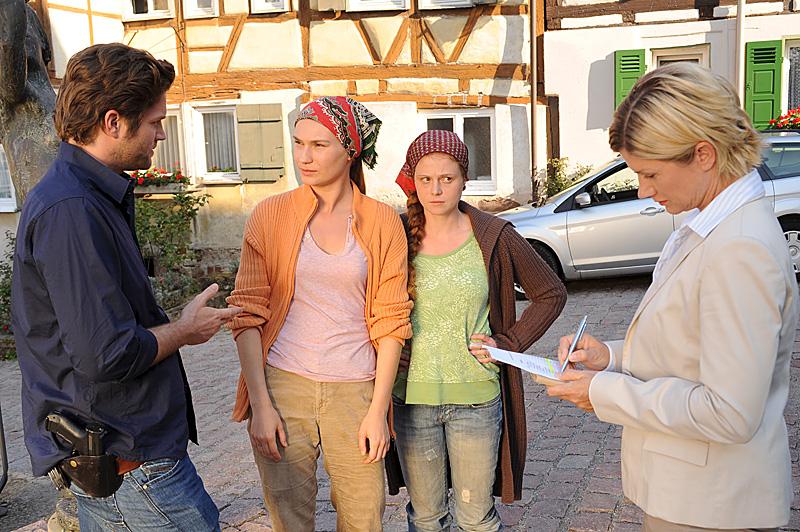 "Szene aus dem ZDF-Krimi ""In-Vino-Veritas"""