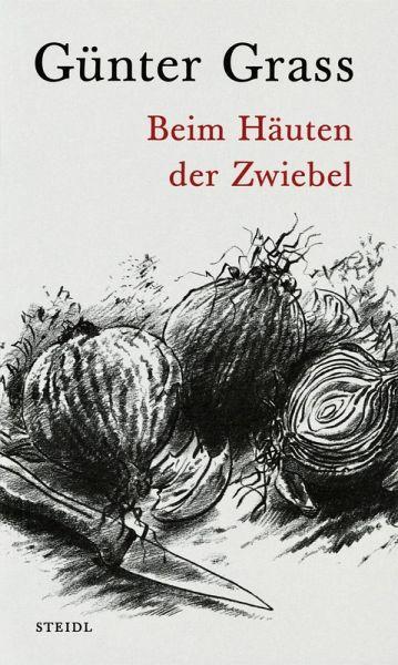 Cover des Buches von Günter Grass BEIM HÄUTEN DER ZWIEBEL