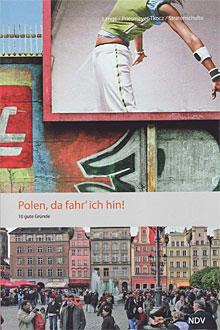 Cover des Buches Polen, da fahr' ich hin