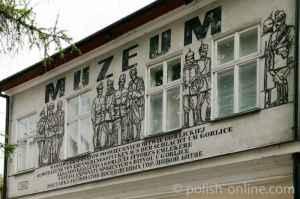 Museum Schlacht Tarnów-Gorlice 1915 in Gorlice