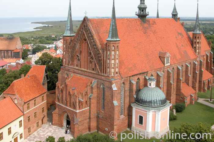 Dom in Frauenburg (Frombork)