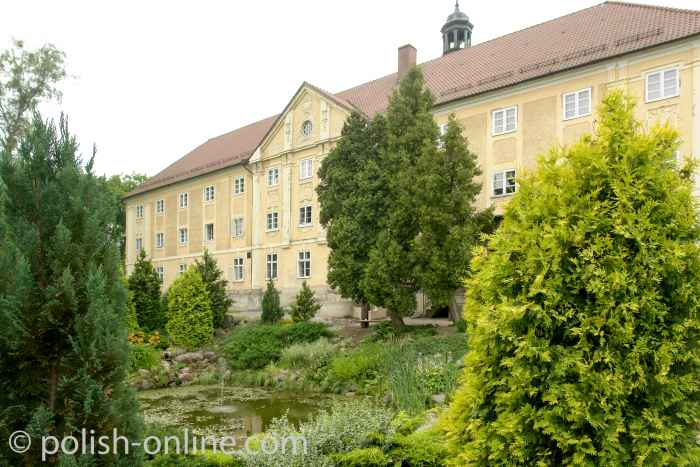 Kloster Springborn (Stoczek Klasztorny) im Ermland
