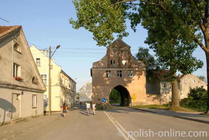 Kleinstadt im Ermland