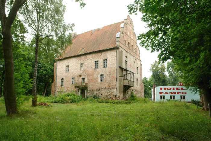 Schloss in Lötzen (Giżycko)