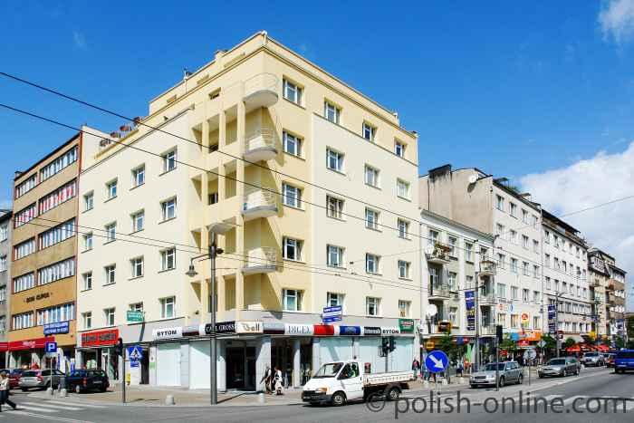 Wohnhaus 1920er Jahre Gdingen (Gdynia)