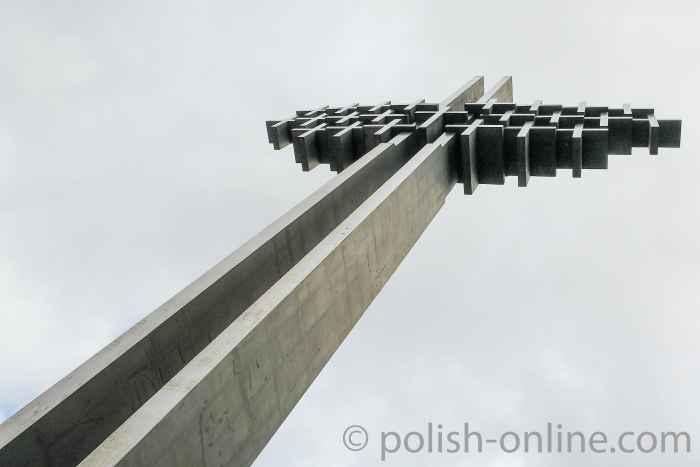 Denkmal Dezemberopfer in Gdingen (Gdynia)