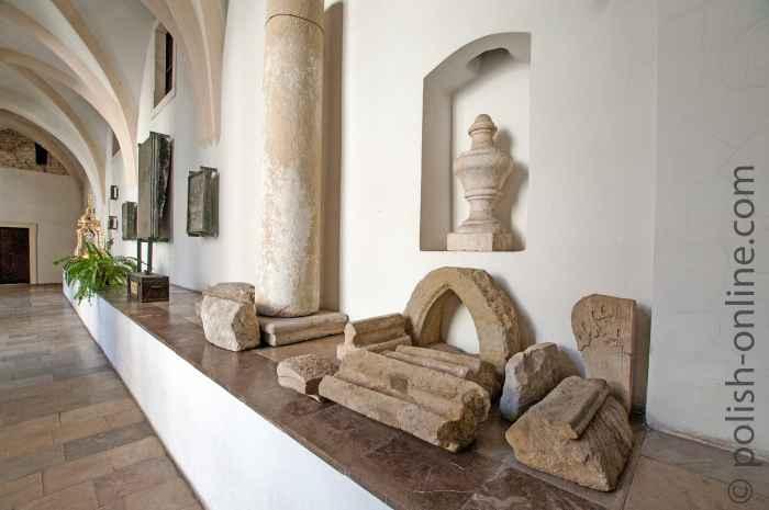 Mittelalterliche Artefakte