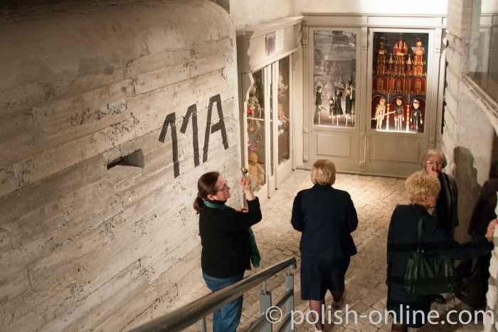 Bunker im Museum Fabrik Oskar Schindler