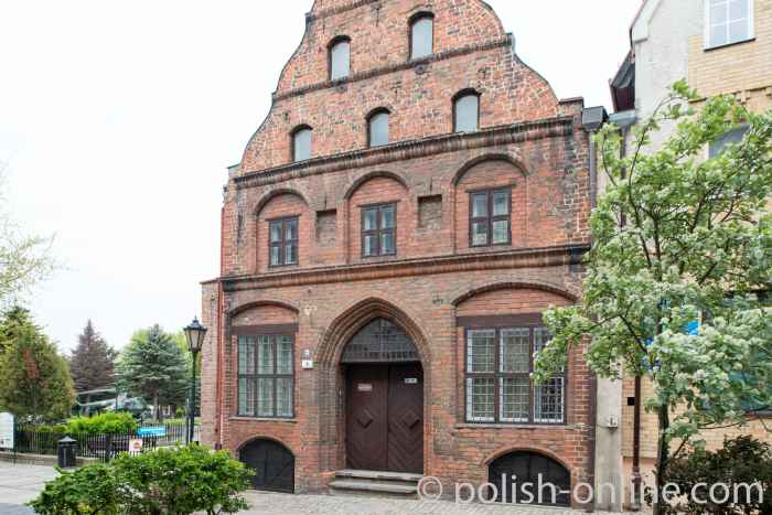 Mittelalterliches Bürgerhaus Kolberg (Kołobrzeg)
