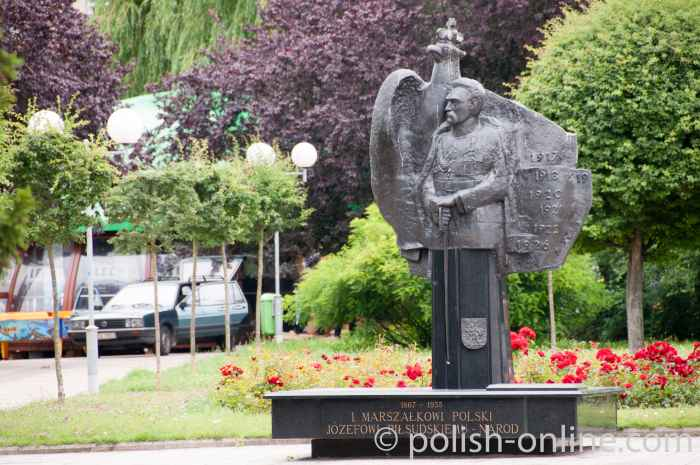 Piłsudski-Denkmal Kolberg (Kołobrzeg)