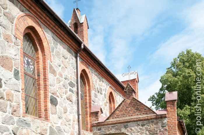 Kirche der Kreuzauffindung in Liebenberg (Klon)