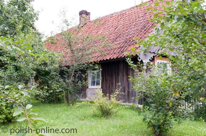 Neues Fenster im Holzhaus Liebenberg