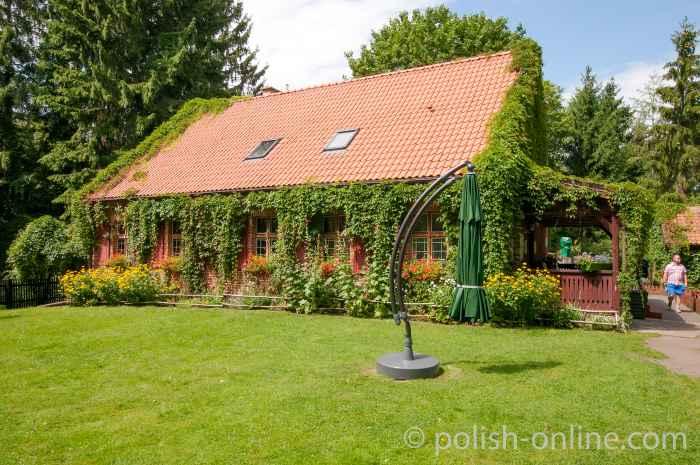 Museum in Seehorst (Pranie) Masuren