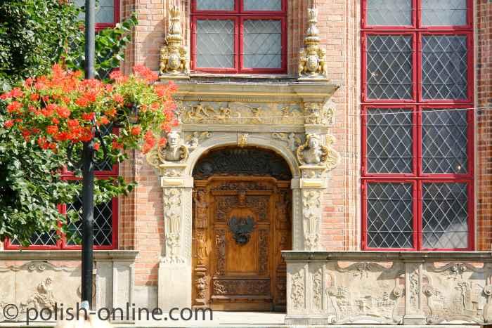 Schöffenhaus in Danzig (Gdańsk)