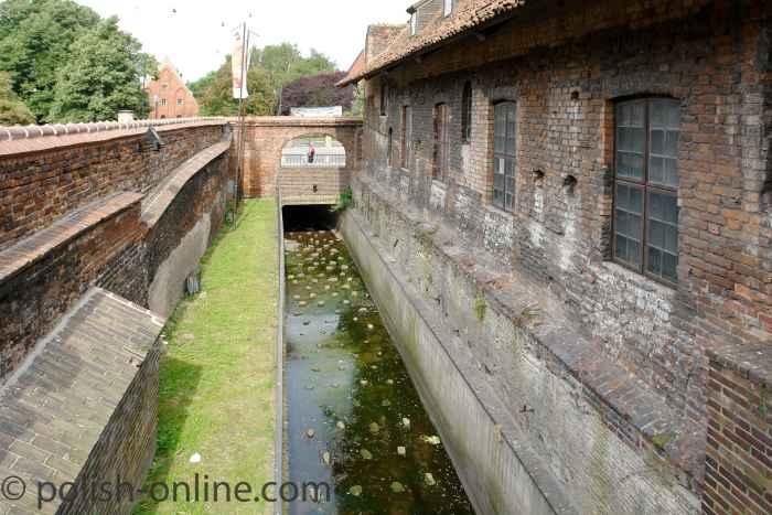 Die Große Mühle in Danzig