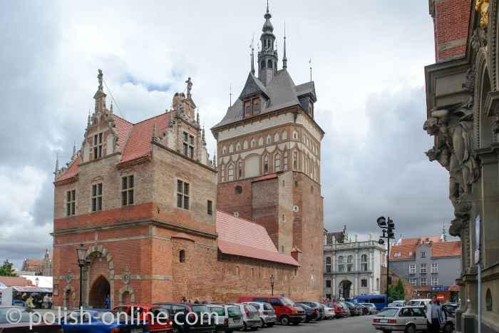 Peinkammer und Stockturm Danzig