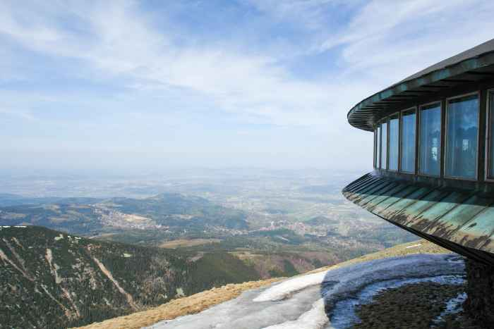 Hirschberger Tal im Riesengebirge