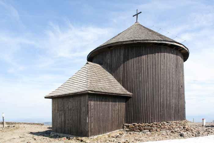 Laurentius-Kapelle auf der Schneekoppe
