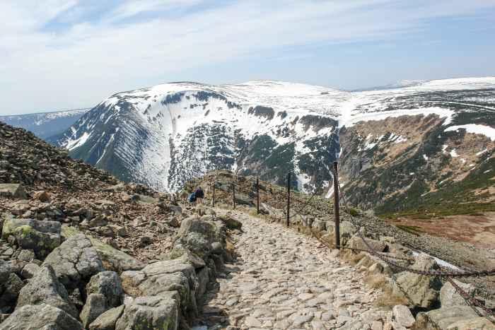 Brunnenberg im Riesengebirge