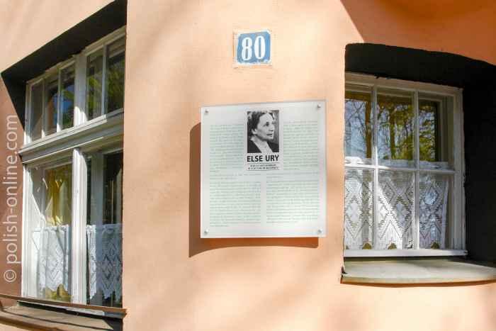 Dom Nesthäckchen - Ferienhaus von Else Ury