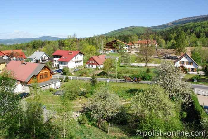 Pensionen und Hotels in Karpacz Dolny