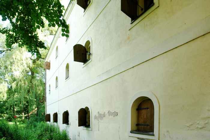 Abteispeicher in Oliva