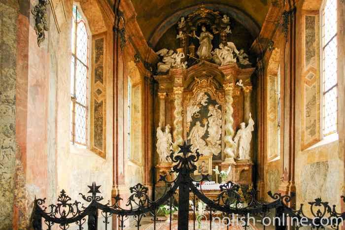 Taufkapelle in Oliva