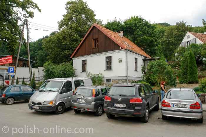 Stefan-Żeromski-Haus in Orłowo