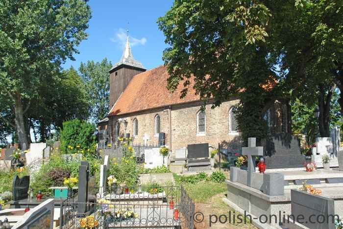 Kirche St. Michaelis aus dem 13. Jahrhundert