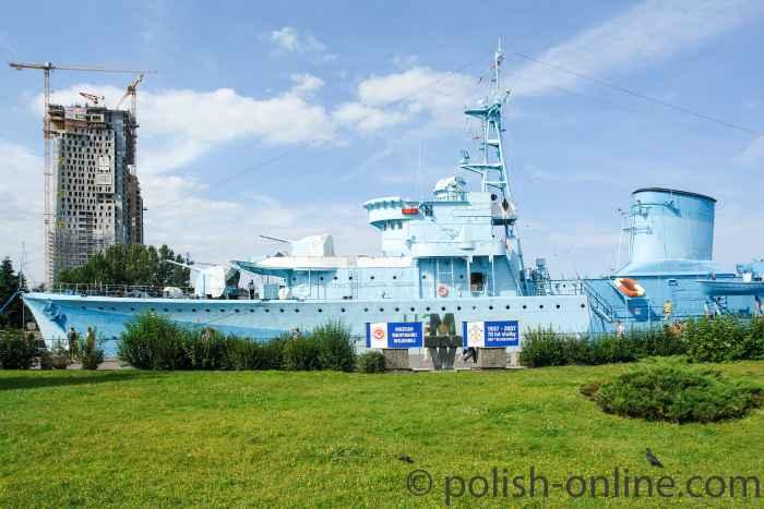 Zerstörer Błyskawica Gdingen (Gdynia)