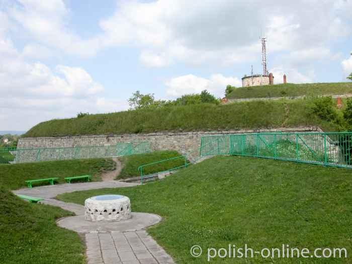 Festung Glatz in Glatz (Kłodzko)