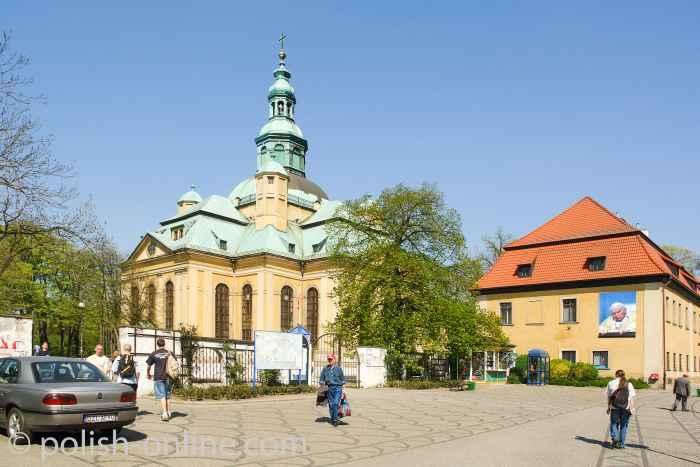Heilig-Kreuz-Kirche in Hirschberg (Jelenia Góra)