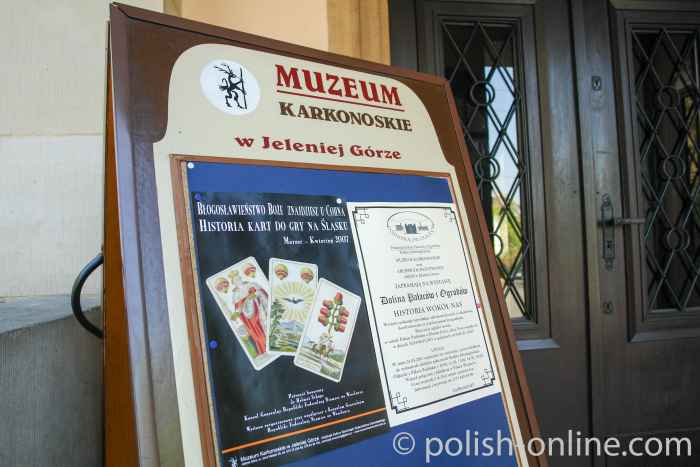 Museum Nationalpark Riesengebirge Hirschberg